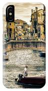 venice, Italy IPhone Case