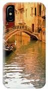 Venice ,italy. IPhone Case
