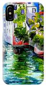 Venice Reflection IPhone Case