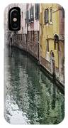 Venice - Reflections IPhone Case