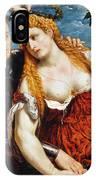 Venus, Mars & Cupid IPhone Case