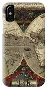 Vera Totius Expeditionis Nauticae Of 1595 IPhone Case
