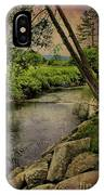 Vermont And Rural Beauty IPhone Case