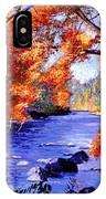 Vermont River IPhone Case