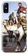 Vernet: Arabs, 1843 IPhone Case