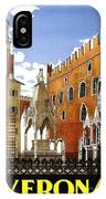 Verona Italy IPhone Case