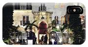Versace Mansion South Beach IPhone Case