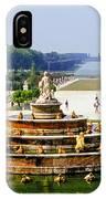 Versailles Garden IPhone Case