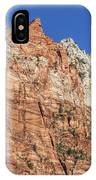 Vertical Forest IPhone Case