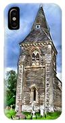 Very Old Church IPhone Case