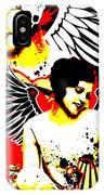 Vexed Angel IPhone Case