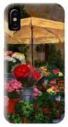 Vibrant Blooms IPhone Case