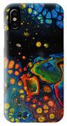 Vibrant Galaxy. IPhone Case