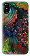 Vibrant Grapes IPhone Case