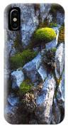 Vibrant Moss IPhone Case
