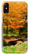 Vibrant October IPhone Case