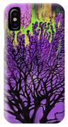 Vibrant Tree IPhone Case