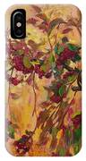 Viburnum IPhone Case