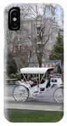 Victoria Horse Carriages IPhone Case