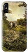 Victorian Spring IPhone Case