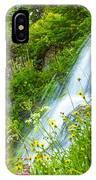 Vidae Falls, Oregon IPhone Case