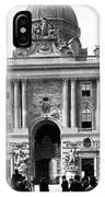Vienna Austria - Imperial Palace - C 1902 IPhone Case