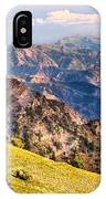 View From Above IPhone Case