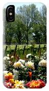 View From Bridlewood Vineyards IPhone Case