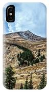 View From Guanella Pass Road IPhone Case