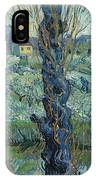 View Of Arles, Flowering Orchards IPhone Case