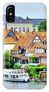 View Of Bamberg Riverfront IPhone Case