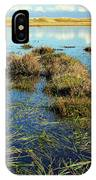 View Of The Marsh IPhone Case