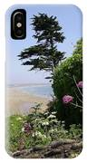 View Of Tramore IPhone Case