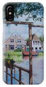 View On Hillegersberg IPhone Case