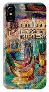 View On Venice IPhone Case