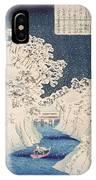 Views Of Edo IPhone Case