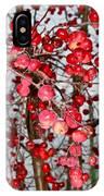 Vignettes - Apples Cider IPhone Case
