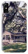 Villa At Flamingo Gardens IPhone Case