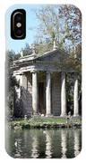 Villa Borghese Park IPhone Case