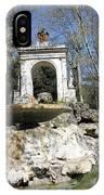 Villa Borghese River IPhone Case