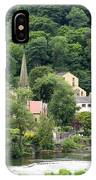 Village In England IPhone Case