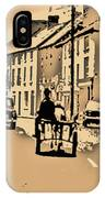 Village Scene Ireland IPhone Case