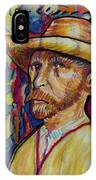 Vincent IPhone Case