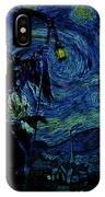 Vincent Van Ghost Xxv IPhone Case