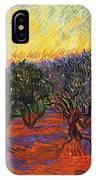 Vincent Van Gogh IPhone Case