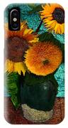 Vincent's Sunflowers 2 IPhone Case