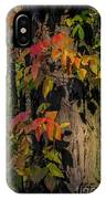 Vine And Hickory IPhone Case