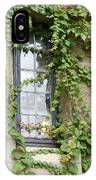 Vine-covered Mysteries I IPhone Case