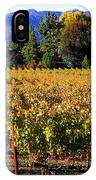 Vineyard 4 IPhone Case
