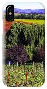 Vineyard 5 IPhone Case